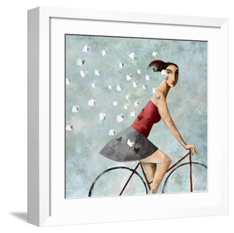 Follow Me-Didier Lourenco-Framed Art Print