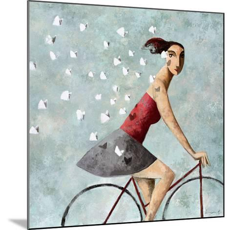 Follow Me-Didier Lourenco-Mounted Art Print