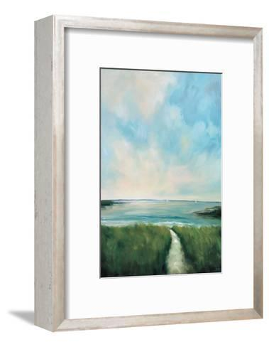 The Race-Joanne Parent-Framed Art Print