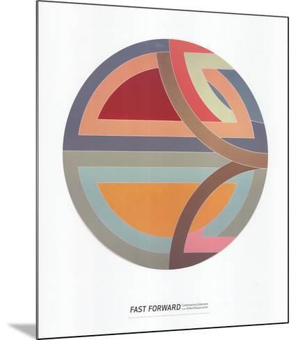 Sinjerli Variation I-Frank Stella-Mounted Art Print