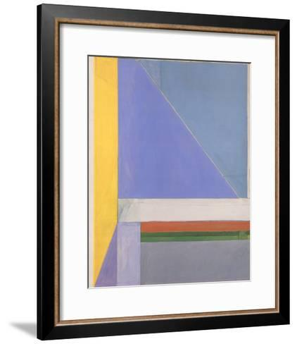 Ocean Park No. 29-Richard Diebenkorn-Framed Art Print