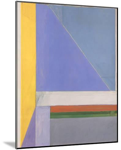 Ocean Park No. 29-Richard Diebenkorn-Mounted Art Print