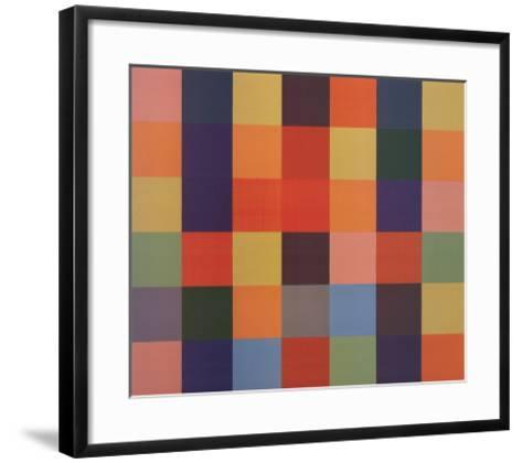 Sanary-Ellsworth Kelly-Framed Art Print