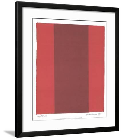 Canto XIV-Barnett Newman-Framed Art Print