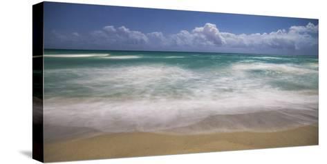 Ocean Billows-Jakob Dahlin-Stretched Canvas Print