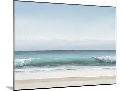 Blue Horizon I-Dawn Reader-Mounted Art Print