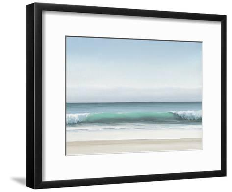 Blue Horizon I-Dawn Reader-Framed Art Print