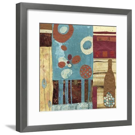 Drift Lines IV-Liz Myhill-Framed Art Print