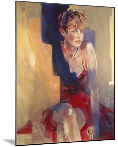 Odalisque I-Christine Comyn-Mounted Giclee Print