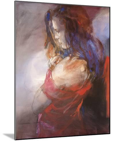 Odalisque II-Christine Comyn-Mounted Giclee Print