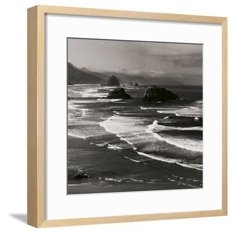 Calm Surf-Josef Scaylea-Framed Art Print