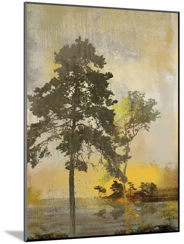 Beyond the Pines I-Ken Hurd-Mounted Art Print