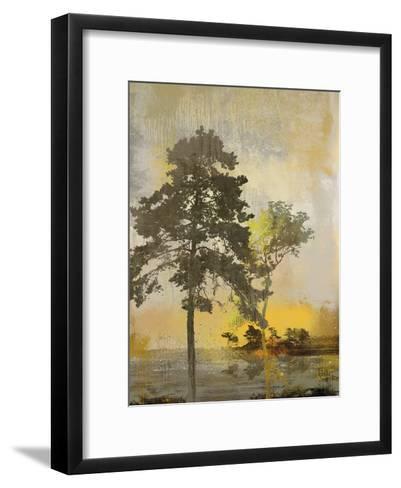 Beyond the Pines I-Ken Hurd-Framed Art Print
