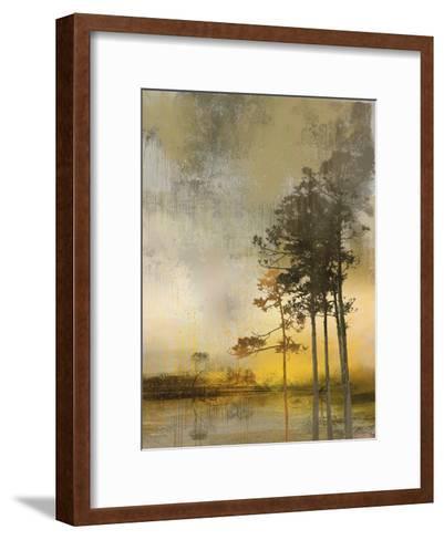 Beyond the Pines II-Ken Hurd-Framed Art Print