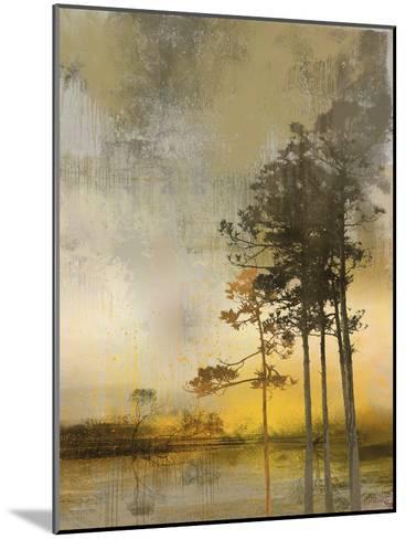 Beyond the Pines II-Ken Hurd-Mounted Art Print