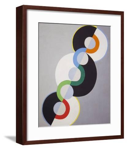 Endless Rhythm, 1934-Robert Delaunay-Framed Art Print