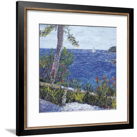 Les Aloes du Cap-Tania Forgione-Framed Art Print