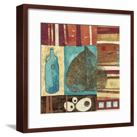 Drift Lines II-Liz Myhill-Framed Art Print