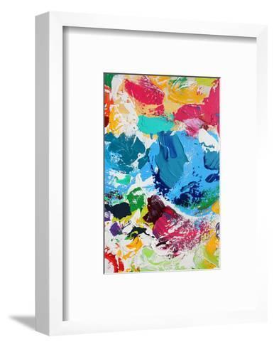 Creole Motif XI--Framed Art Print