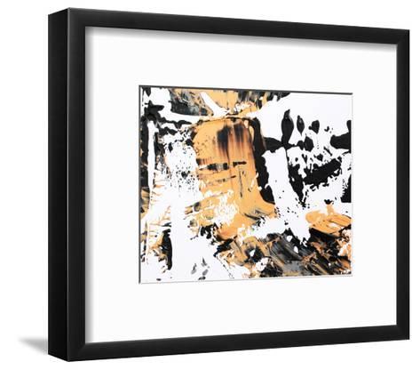Between Colors and Shapes I--Framed Art Print