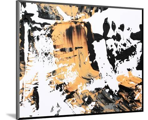 Between Colors and Shapes I--Mounted Art Print