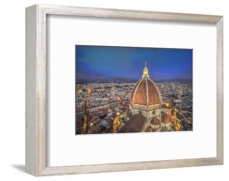 Santa Maria Del Fiore Cathedral--Framed Art Print