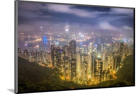 Hongkong From the Peak--Mounted Art Print