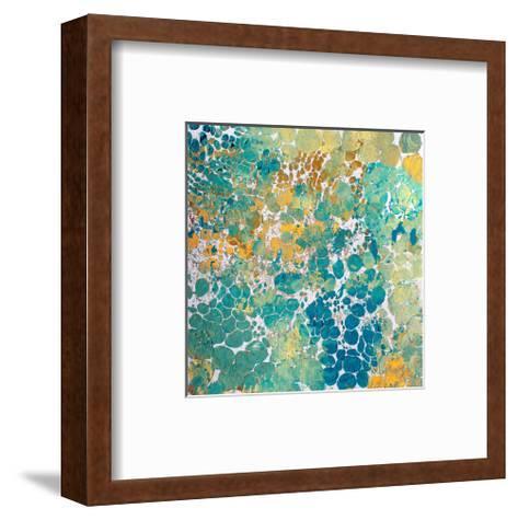 Textured III--Framed Art Print