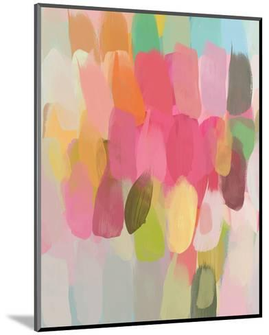 Perfect Spring Colors--Mounted Art Print