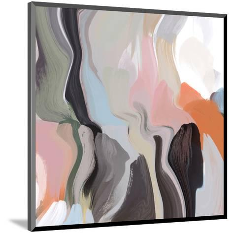 Cropped Hill Landscape--Mounted Art Print
