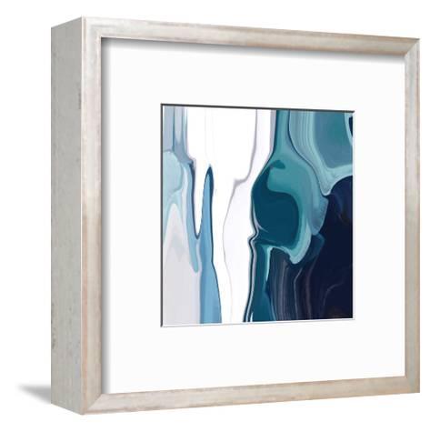 Passage Between the Rocks III--Framed Art Print