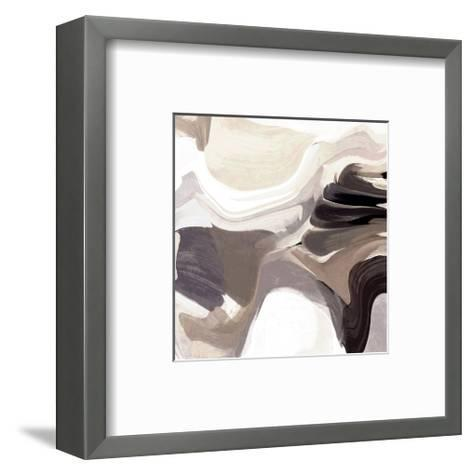 Behind the Surface--Framed Art Print