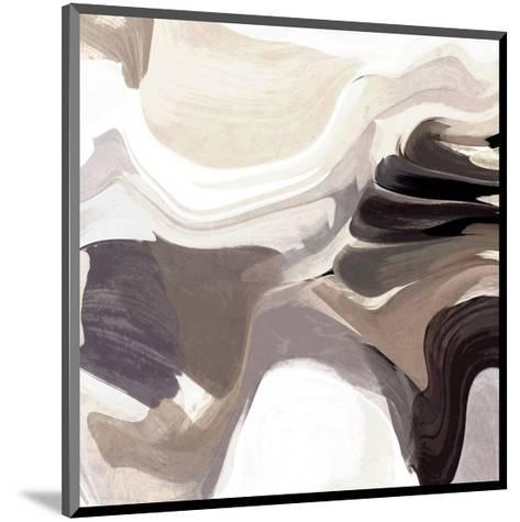 Behind the Surface--Mounted Art Print