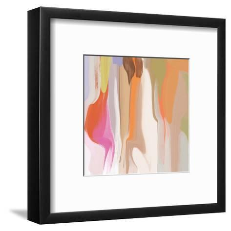 The Song Begins--Framed Art Print