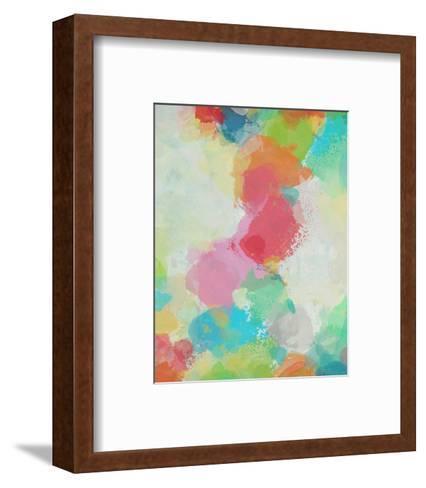 Vivid Spring Colors--Framed Art Print