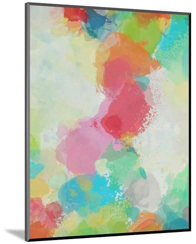 Vivid Spring Colors--Mounted Art Print