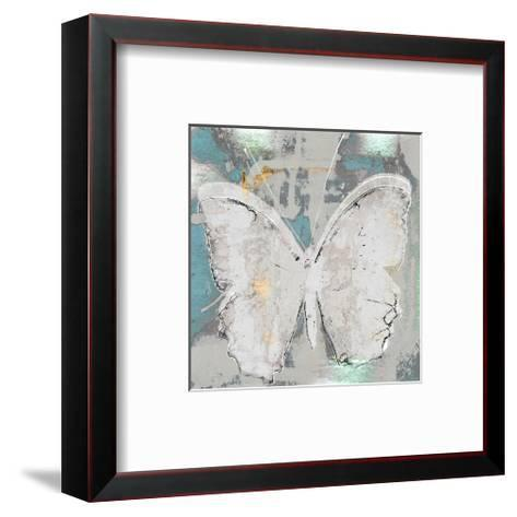 Papillon XIII--Framed Art Print