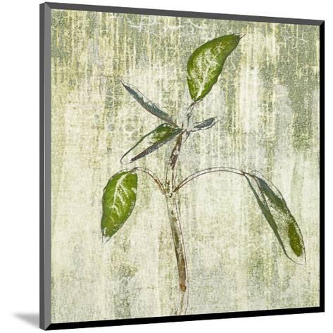 Leafy Green 4--Mounted Art Print