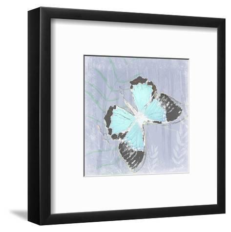 Papillon XI--Framed Art Print