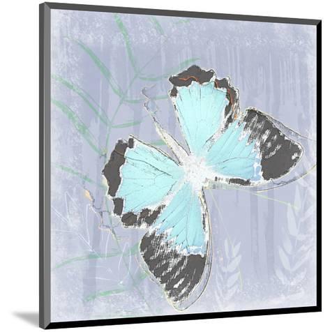 Papillon XI--Mounted Art Print