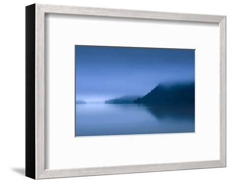 Blue Dawn Ullswater--Framed Art Print