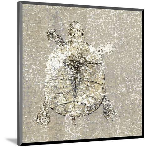 Aqua Marine X--Mounted Art Print