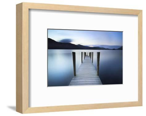 Into the Blue--Framed Art Print