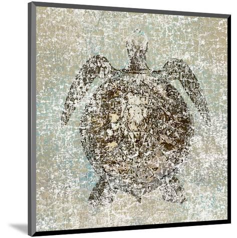 Aqua Marine XII--Mounted Art Print