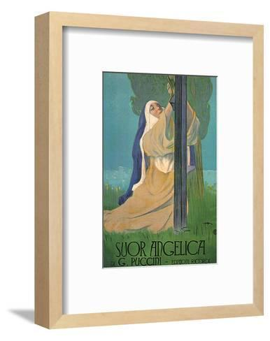 Puccini Opera Suor Angelica--Framed Art Print