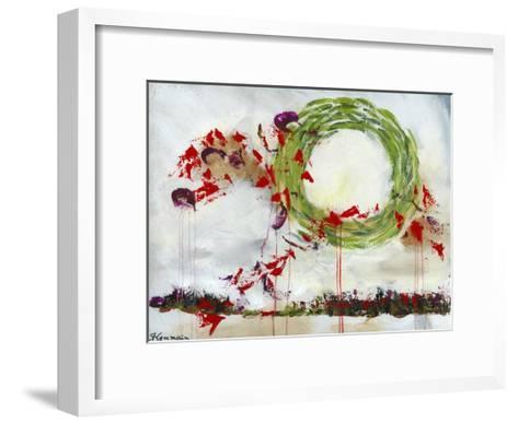 Coup d'éclat-Carole St-Germain-Framed Art Print