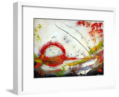 Intense-Carole St-Germain-Framed Art Print