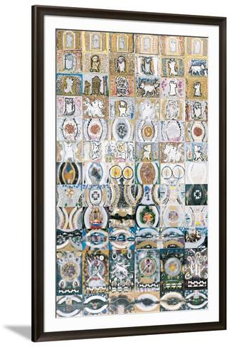 Le Bestiaire-Jean-Paul Riopelle-Framed Art Print