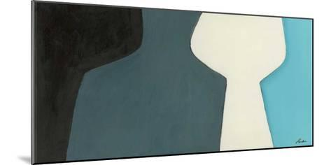 Humanités 4-Diane Lambin-Mounted Art Print
