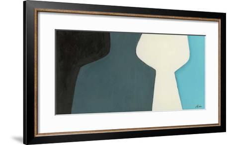Humanités 4-Diane Lambin-Framed Art Print